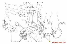 ducati remote switch ignition starter solenoid early style Low Voltage Wiring Diagrams at 748 Ducati Ignition Wiring Diagram