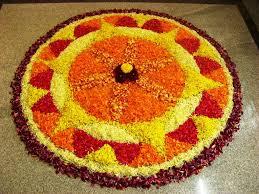 Simple Pookalam Design Simple Pookalam Design Pookalam Design Simple Rangoli