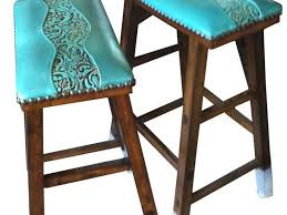 Great Turquoise Bar Stool Home Design Idea In Kitchen Uk Canada Target  Australium Leather Breakfast Blue Blue Leather Bar Stools W12