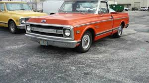 1970 Chevrolet C/K Trucks for sale near Cadillac, Michigan 49601 ...