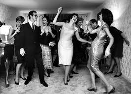 vintage party photo