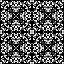 black and white seamless vintage pattern ornamental classic click to zoom antique classic black
