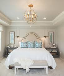 Transitional Bedroom Designs With Beadboard Ceiling Bronze - Transitional bedroom