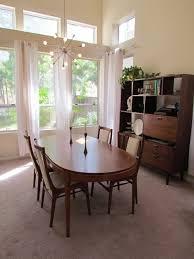 mid century modern dining room set lane dining room furniture awesome mid century dining set with