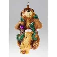 Christbaumschmuck Bärenvater
