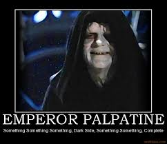 Palpatine Quotes Interesting Star Wars Emperor Palpatine Quotes Quotes