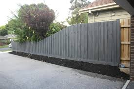 Painted Fences tim & tinas new home building blog redevelopment in australia 1736 by xevi.us