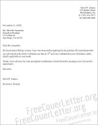 Examples Of Cover Letters For Resumes Impressive Cosmetology Cover Letter Resume Badak