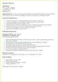 Cleaner Sample Resume Cleaner Sample Resume Cleaner Sample Resume