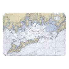 Ct Ny Fishers Island Sound Ct Ny Nautical Chart Memory