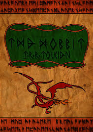 the hobbit book cover designs smaug coloured 2 by simdoug