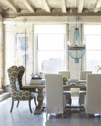 great wingback dining chair with wingbacks in the dining room the inspired room