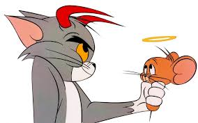 cartoon of tom and jerry hd wallpaper
