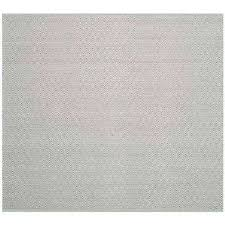 4 ft square outdoor rug x cotton area rugs the home depot ivory gray compressed 4 foot square area rug
