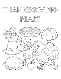 Small Picture Thanksgiving Color Pages check out these cute coloring sheets