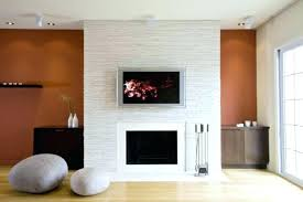 interior white stone fireplace stacked very cozy likeable genuine 10 white stacked stone fireplace