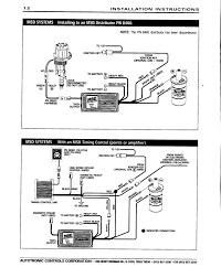 msd aln wiring diagram wiring diagram and hernes msd ignition wiring diagrams