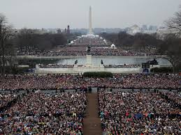 trump inauguration crowd size fox the white house claims the inauguration had the largest audience