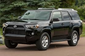 2015 Toyota 4Runner - Information and photos - ZombieDrive