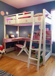 cool loft beds with desk. Simple With Image Of Kids Loft Bunk Beds With Desk Stairs In Cool S