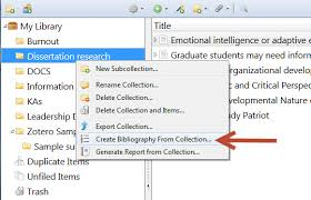 Creating Bibliographies - Zotero: A Beginner's Guide - LibGuides at ...