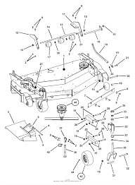 Kubota mower deck parts diagram new snapper pro zf2101dku 21hp kubota series 1 parts