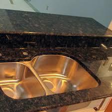 granite kitchen countertop w bullnose edge
