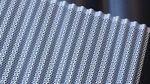 perforated metal sheet corrugated aluminum for ceilings