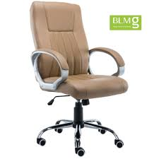 cool home office chairs. BLMG Office Leatherette Chair B100 (Brown) Cool Home Chairs O