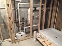 installing a basement bathroom. Saniflo Bathroom With Behind Wall Macerator. Installing A Basement B