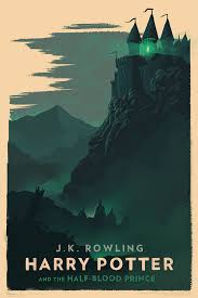 harry potter book covers ilration olly moss 5