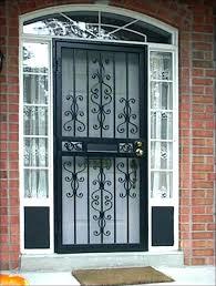 storm door series home depot full size of architectures doors decorative view