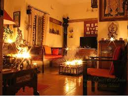 way to decor home in diwali