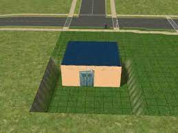 walk out basement on the sims 2