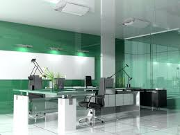 best colors for office walls. Amusing Calm Green And White Best Office Design With Stylish Wood Table Furniture That Have Chairs Surround It Beautiful Tulip Flower Plants In The Colors For Walls L