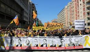 Resultat d'imatges de manifestacio 15 abril 2018
