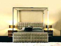 Modern Canopy Bed King Modern Canopy Bed Ideas For Your Bedroom ...