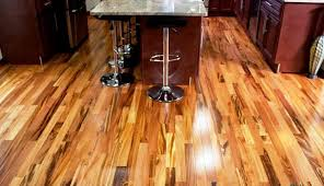image of tigerwood laminate flooring