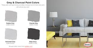 charcoal paint colorGrey  Charcoal  Paint Colors