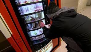 Vending Machine Accidents Extraordinary Vending Machines For The Homeless