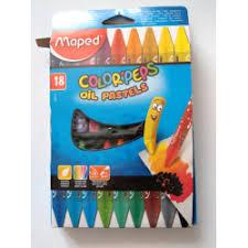 Отзывы о <b>Масляная пастель Maped</b> Color Peps Oil Pastel