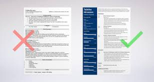 Engineering Resume Model Filename Infoe Link