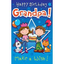 Check spelling or type a new query. Singing Card Happy Birthday Grandpa Walmart Com Walmart Com