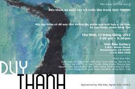 Image result for tranh họa sĩ duy thanh