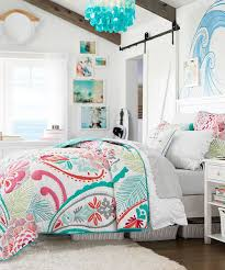 Teen Tropical Quilt - Ocean Bloom Quilt Collection & Teen Tropical Quilt Adamdwight.com