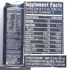 monster energy can warning. Wonderful Monster My Friend Did Not Follow Directions Drinking An Entire Can  But Whatu0027s  With Putting Two  Inside Monster Energy Can Warning H