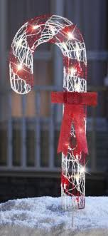 Candy Cane Yard Decorations 60 best Candy Cane Rope Lights images on Pinterest Christmas 48