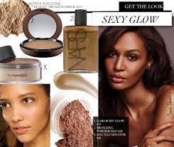 black women beauty trend joan smalls