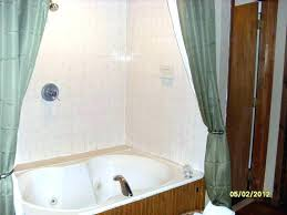 jetted bathtub shower combo jacuzzi whirlpool bath combination