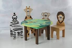 design kids table chair